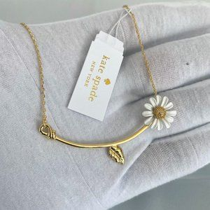 Kate Spade All Abuzz Daisy Bee Necklace